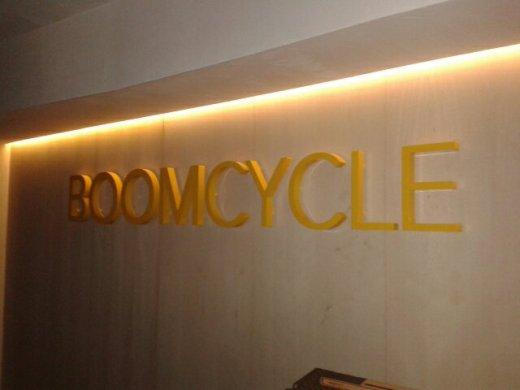 BOOM! Cycle reception