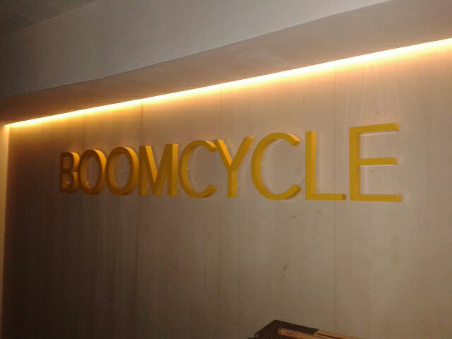 BOOM! Cycle reception