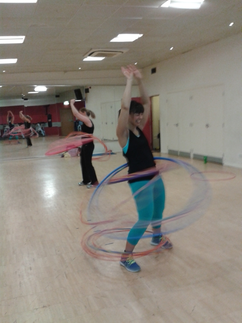 Happy Healthy Hoops Project HB