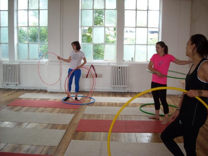 Happy Healthy Hoops
