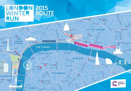 winter run route
