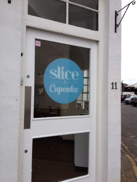 Slice Urban Fitness and the Cupcake Cafe Review