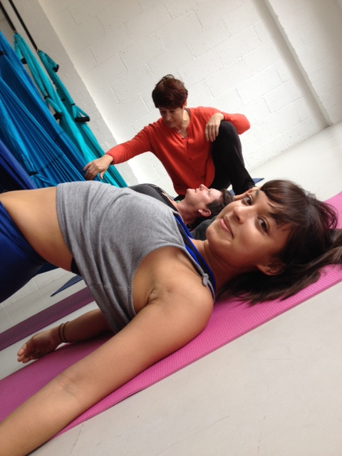 wheelchair yoga london review
