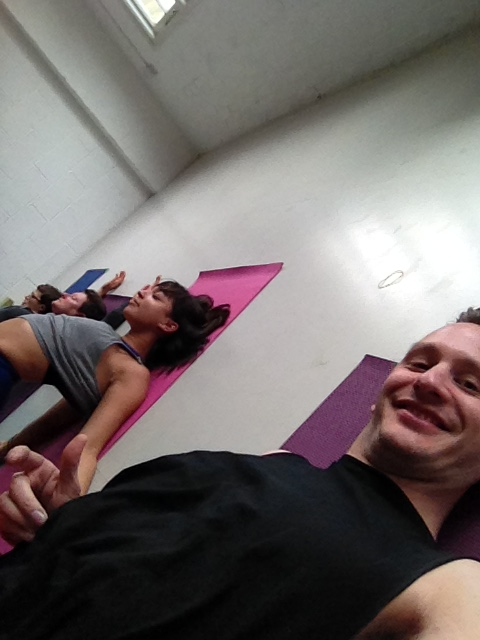 Disabled Yoga London Review