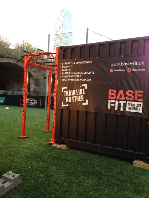 Base Fit Shoreditch Review