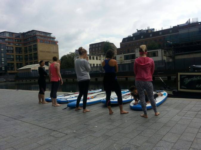 SUPYOGA London Paddington Project HB Review