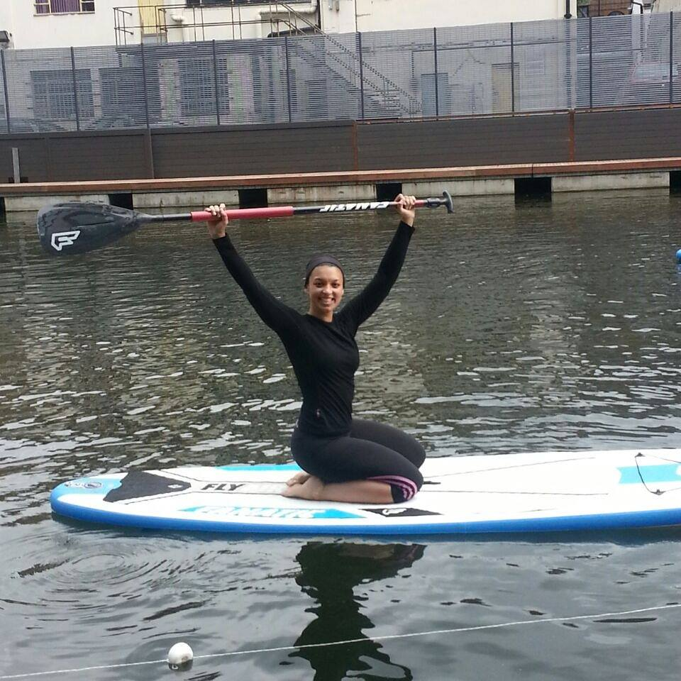 Balance Board London Drugs: REVIEW: Surfsup Fit Yoga (Yoga On Surfboards)