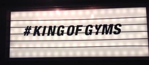1Rebel #KingOfGyms