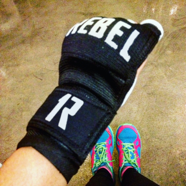 1Rebel Wraps; Ready to #Rumble