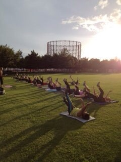 Shenda Falvey bootcamp review (North Greenwich bootcamp)
