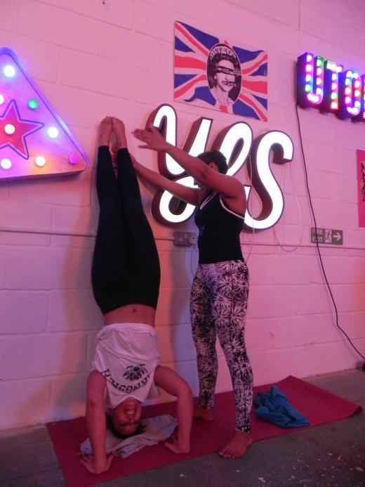 Yoga Supper Club Gods Own Junkyard Review