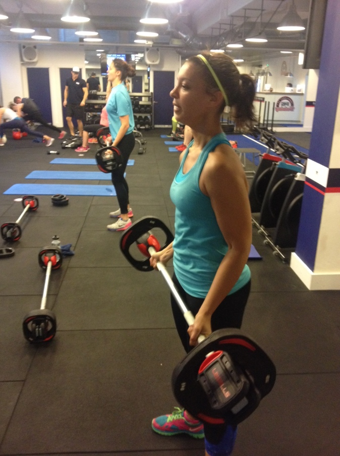 F45 London Bridge Review Project HB