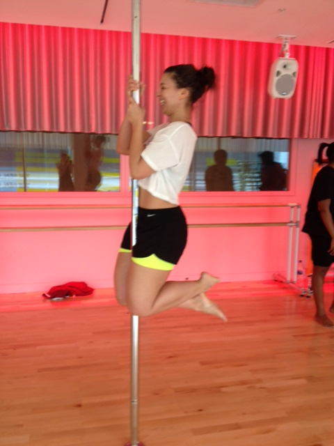 Pole Exercise Review London