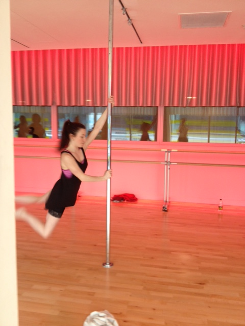 Pole Exercise Class Review London