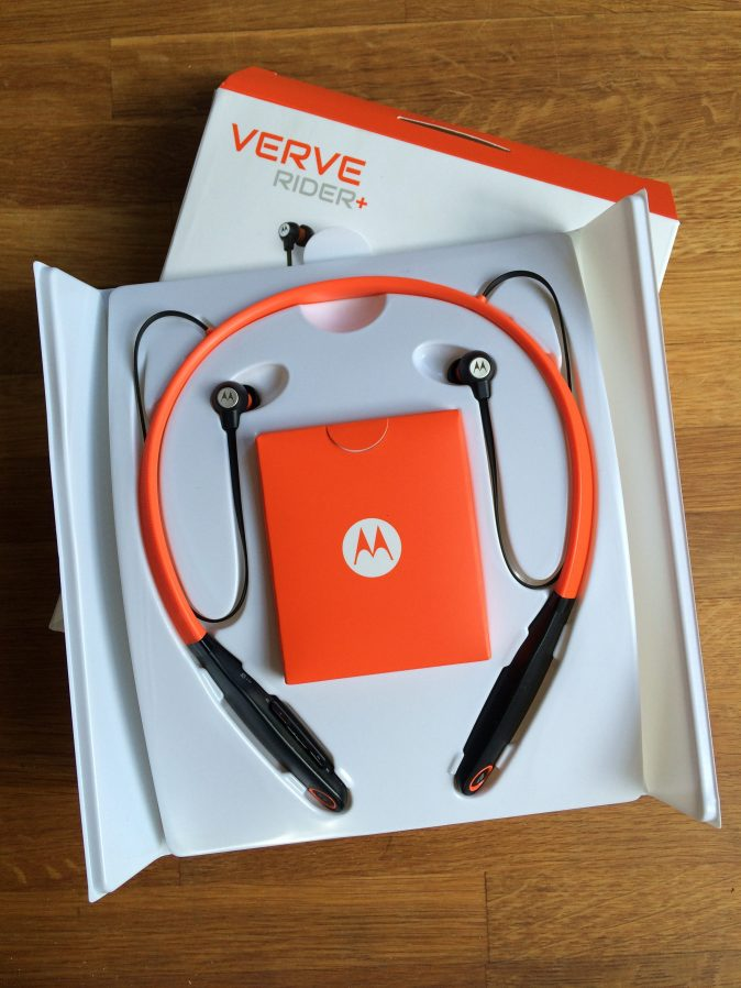 VerveRider+ Wireless Headphones Review